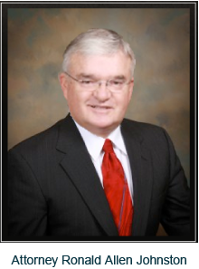 Ronald Johnston, an elite divorce attorney in Portland OR
